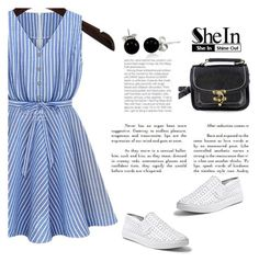 Shein 8/10 by mell-2405 on Polyvore featuring polyvore, fashion, style, Steve Madden, Bling Jewelry, vintage and clothing
