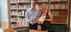 Pili Soler recibe el 2º premio de fotografía 'Wiki Loves Folk' de la biblioteca del 'Museu Valencià d'Etnología'