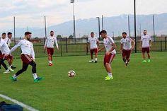 Vinotinto mayor comenzará tanda de amistosos contra Estados Unidos #Deportes #Fútbol
