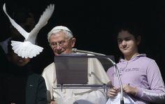 Preghiera per la pace di Benedetto XVI
