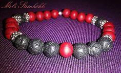 Lava, Beaded Bracelets, Etsy, Vintage, Jewelry, Fashion, Chains, Rhinestones, Craft Gifts