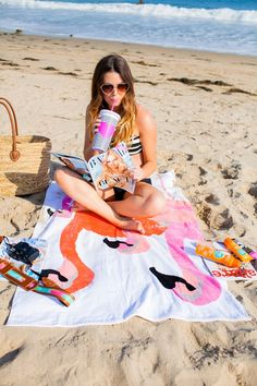 How To Remix Your Bikinis | via @glitterguide / theglitterguide.com