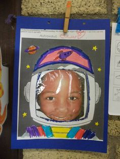 blast off bulletin board Space Preschool, Space Activities, Preschool Activities, Space Projects, Space Crafts, Astronaut Craft, Space Theme Classroom, Space Party, Art Festival