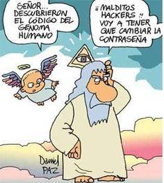 Los malditos hackers