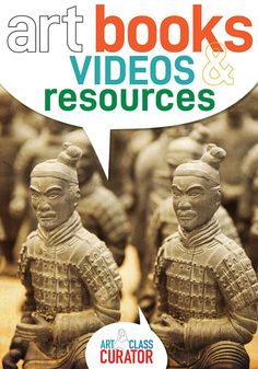 A collection of art teacher resources from Art Class Curator, including art books, art videos, art lessons, and other art teaching resources. African Art For Kids, African Art Projects, History Lessons For Kids, Art Lessons, Art Class Posters, Ancient Egypt For Kids, Art Classroom, Classroom Ideas, Art Worksheets