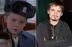 """Jake Lloyd (Jingle All The Way) -- played Anakin in the first Star Wars, now lives in Indianapolis, retired in 2001. Jake, obviously, became far more famous in the years following his role as Arnold Schwarzenegger's son in this Christmas comedy at the age of seven. He went on to play Anakin Skywaler in """"Star Wars Episode I: The Phantom Menace"""" in 2001 before quitting the acting business due to bullying. He was arrested for reckless driving, driving without a license and resisting arrest in…"""