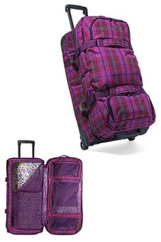 Choose the perfect luggage for your getaway, whether you're planning a weekend jaunt or a dream vacation.