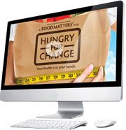 """Are you """"Hungry For Change""""? Watch this movie free until March 31. Get ready for an eye-opening 90 minutes.   http://ow.ly/9RAan"""