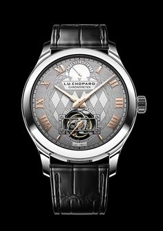 A unique piece for Only Watch 2013 Chopard the L.U.C Tourbillon (PR/Pics http://watchmobile7.com/data/News/2013/06/130609-chopard-OW-L.U.C_Tourbillon.html) (2/3) #watches #OnlyWatch