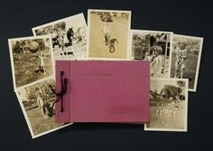 """Love, Shirley Temple, Take Two: From Schoolgirl to Storybook: 174 """"Shirley at Palm Springs"""" Photo Album, Birthday Gifted to Her in 1936"""