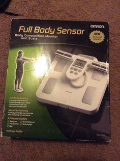 Full Body Composition Monitor