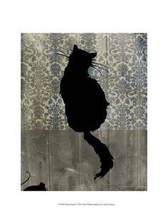 Mouse Hunt I Art Print