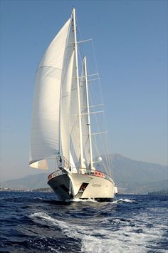 Anything you will need Camilleri Marine is here to supply! Luxury Sailing Yachts, Yacht Boat, Yacht Design, Set Sail, Tall Ships, Water Crafts, Landscape Photos, Fishing Boats, Sailing Ships