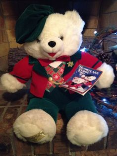 61 Best DanDee Snowflake Teddy images in 2012 | Teddybear