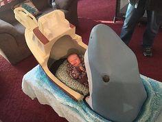 Shark crib