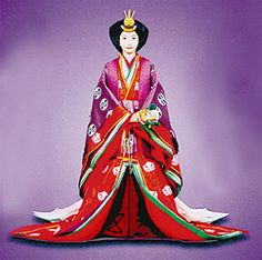 1000+ images about (JAPON) TRAJES JUNIHITOE PERIODO HEIAN ...