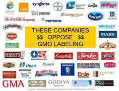 If they oppose labeling GMOs, it's becuase they use GMOs, and we are paying them to consume them.  This is when boycotting works.  Know what you are supporting.  Know what you are eating and feeding your family.  Stop Monsanto before it's too late.  Say NO to GMO.