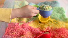 Make It: DIY Rainbow Sensory Box   eHow Mom   eHow