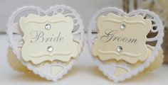 DipsDesigns: Sneak Peek 4 - Tonic Studios Affections Square & H. Wedding Place Cards, Wedding Table, Wedding Ideas, Tonic Cards, Studio Cards, Step Cards, Engagement Cards, All Craft, Anniversary Cards