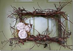 Twig Wreath with Tutorial