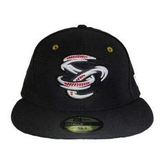 Omaha Storm Chasers Cap... I just found a black/bling I'm going to buy to support the team. It has the same look.