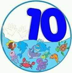 10 peces