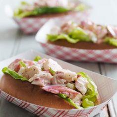 Luscious Lobster Rolls