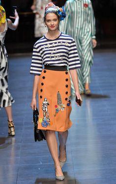 Dolce & Gabbana SS16 collection