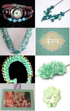 Spring Greenery #Gifts --Pinned with TreasuryPin.com