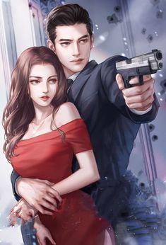 Anime Couples Drawings, Anime Couples Manga, Couple Drawings, Manga Anime, Anime Couple Kiss, Manga Couple, Romantic Anime Couples, Romantic Manga, Beautiful Anime Girl
