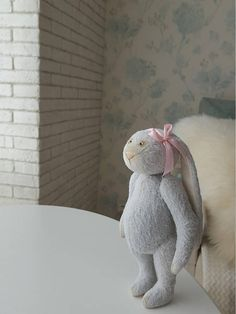 Teddy bunny 85 Inch 22 sm stuffed teddy interior toy
