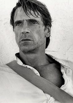 Jeremy Irons | by Andre Rau