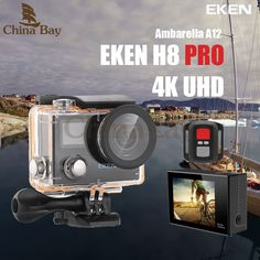Original Eken H8 PRO Ultra HD Action Camera with Ambarella A12 chip 2.0' Screen 4k/30fps 1080p/120fps go h8pro sport Camera yi 2-in Sports & Action Video Cameras from Consumer Electronics on Aliexpress.com | Alibaba Group