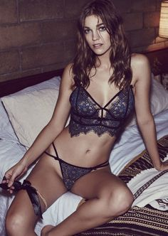 Skivvies by For Love and Lemons Kate   Thong   Pleasurements