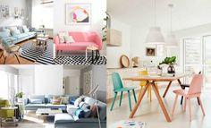 Este ano uma das tendências de design foi lançada: as cores Pantone® 2016 Rosa Quartz e Azul Serenity. Conheça o conceito, ideias de decoração e produtos.