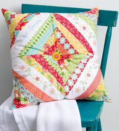 Live simply <3 Fun and easy string-piecing technique