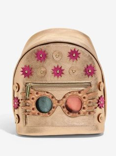 54dd20b32dc Danielle Nicole Harry Potter Luna Lovegood Mini Backpack - BoxLunch  Exclusive, , hi-res