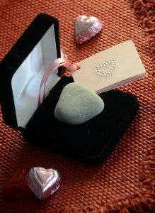 This is a one-of-a-kind gift for someone very special for Valentine's Day. I found this beautiful stone in the shape of a heart, and placed it in a velvet jewelry box. I designed, printed and attac… Valentine Gifts, Valentines Day, My Design, About Me Blog, Prints, Valentine's Day Diy, Valentines, Valentine Day Gifts, Printmaking