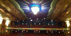Paramount Theater, Aurora, IL.