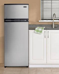 Danby S Apartment Sized Refrigerators Are Great For Small Kitchens With Limited E Any