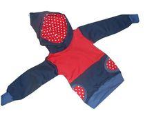 Kapuzenpullis - Kapuzenpullover Hoodie - ein Designerstück von klein_und_Dein bei DaWanda
