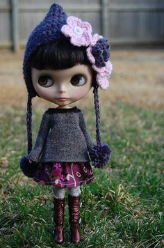 I think Blythe is my new style icon...