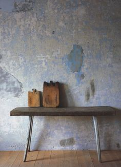 PlumSiena: Bare Walls