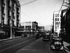 Old Town Pasadena. Old Town Pasadena, Pasadena California, Vintage California, Southern California, San Luis Obispo County, Fair Oaks, Drug Store, City Of Angels, Old Buildings