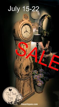Market finds are on sale at The Nest Egg!