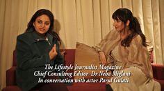 Preserving Pashmina conversation with  actress Parul Gulati  I The Lifes...