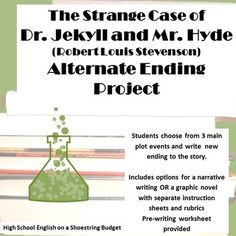 essay about dr jekyll and mr hyde