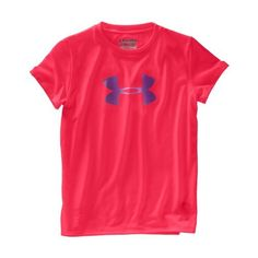 Under Armour Girls' UA Big Logo Short Sleeve T-Shirt by Under Armour, http://www.amazon.com/dp/B00AHFKDMS/ref=cm_sw_r_pi_dp_xpEksb1DRP6WS