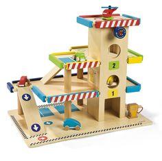 Janod+Toy+Garage