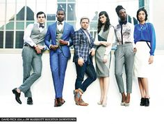 JW Marriott Houston Shows Off New Glam Uniforms